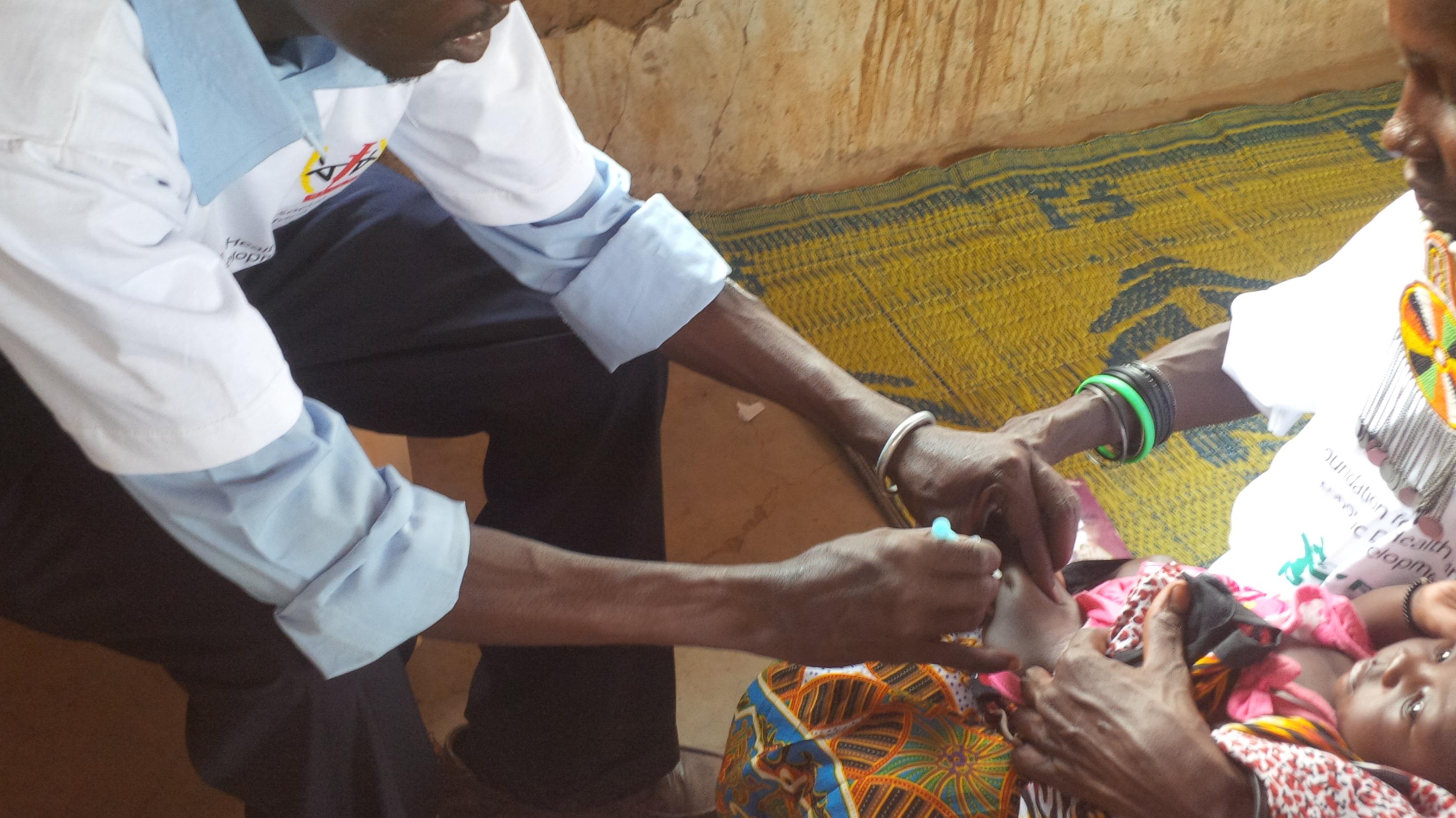 Atención sanitaria Kakuma