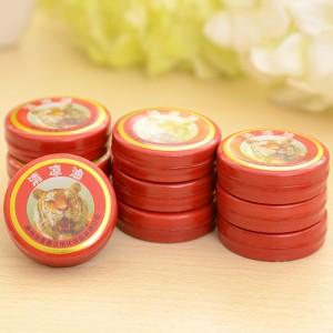 El bálsamo de tigre rojo lo venden como producto para aliviar las migrañas, por su efecto refrescante.