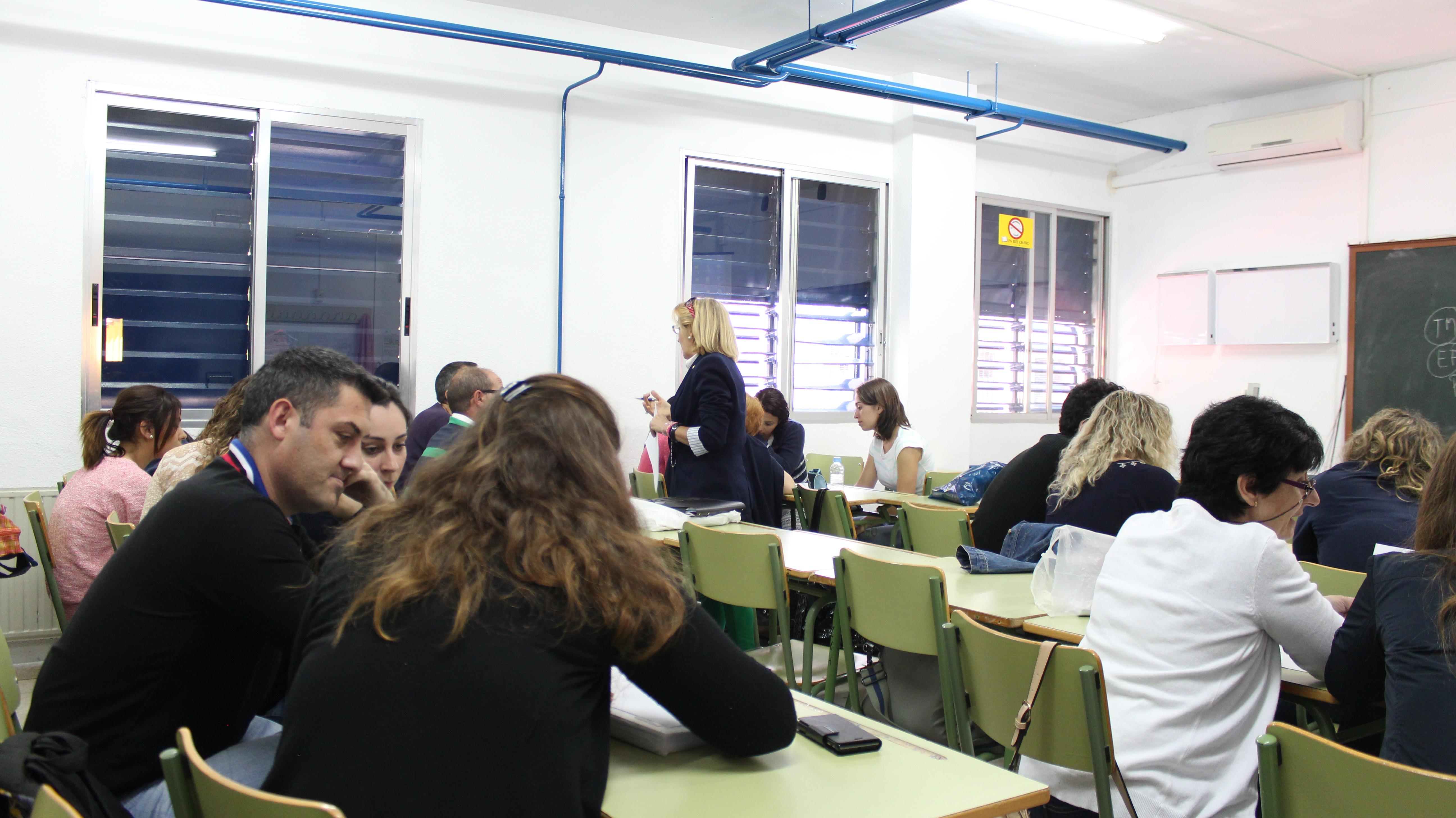 Semana de la Solidaridad IES Córdoba. Abril 2014